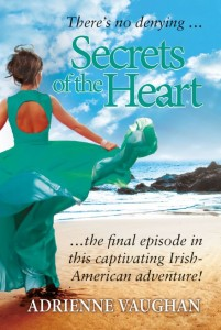 Secrets of the Heart by Adrienne Vaughan