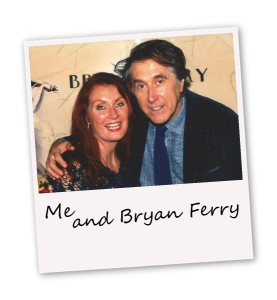Me and Bryan Ferry